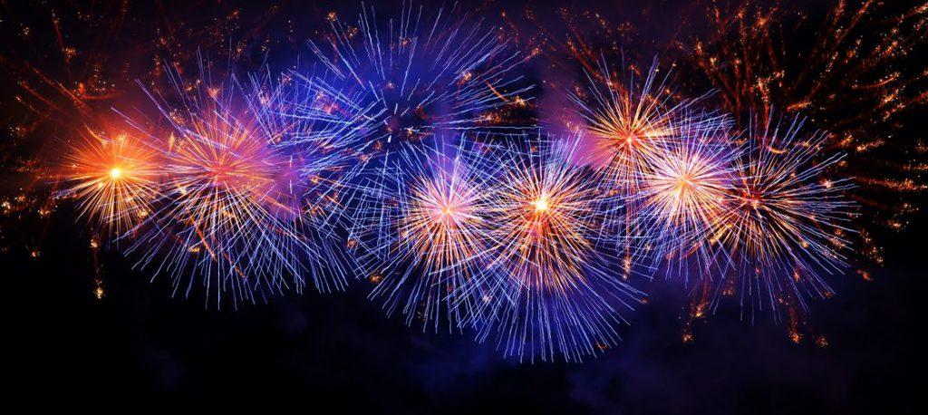 Rockville, Maryland Fourth of July Fireworks